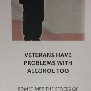 CO-20 VETERANS HAVE PROBLEMS WITH ALCOHOL TOO